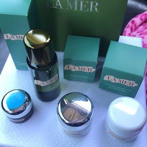 Brand New La Mer Mini Set